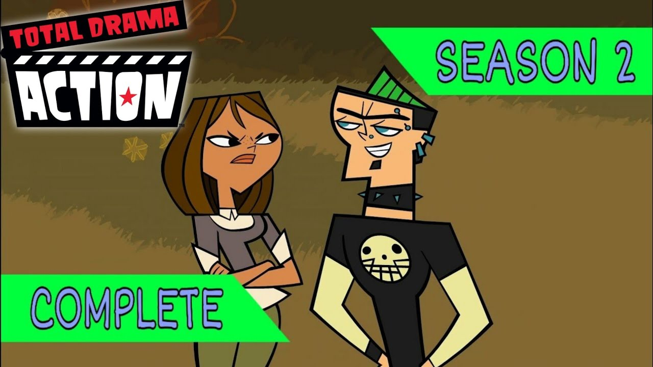 Total Drama Action - Complete   Full HD (1080p)
