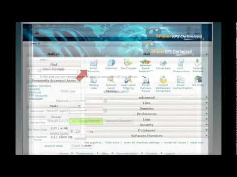 HostGator How to email alias - Setup email accounts