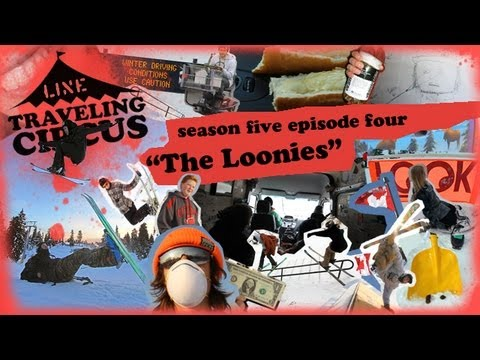 LINE Traveling Circus 5.4 The Loonies