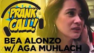 Download #PrankCall: Sino si Annie sa buhay nina Bea Alonzo at Dimples Romana? Video