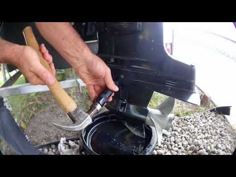 Winterizing your outboard motor (2 strokes) 4K