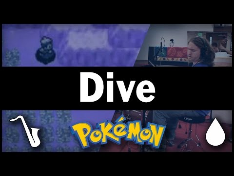 Pokémon RSE: Dive - Jazz Cover || from