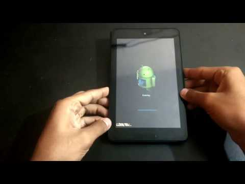 Dell Venue 7 HARD REST/FACTORY RESET 100% WORKING WITH PROOF