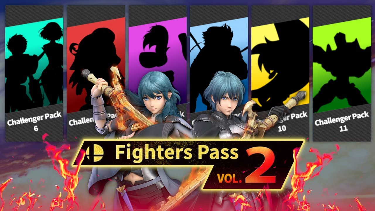 What Byleth Means For Smash Ultimate Fighters Pass 2 Predictions And Speculation