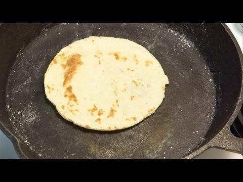 Soft Gluten Free Tortilla Recipe or Gluten Free Naan