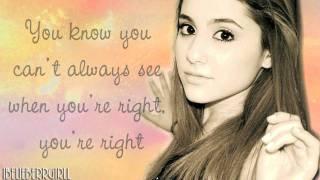 Vienna - Ariana Grande