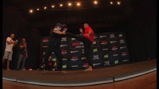 Fight Night Sydney: Werdum, Tybura Workout for the Fans