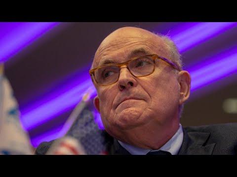 Giuliani questions Russia probe's origins