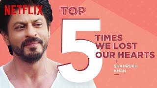 Top 5 Times We Lost Our Hearts to Shah Rukh Khan   Netflix