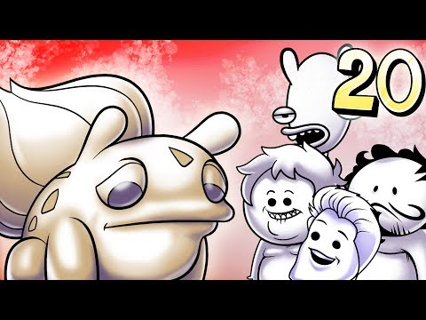 Oney Plays Pokemon (Red Version) WITH FRIENDS - EP 20 - Matt's Back, Baby