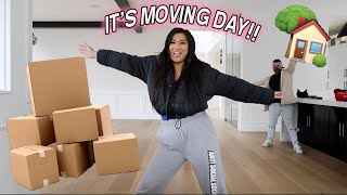 IT'S MOVING DAY!!!