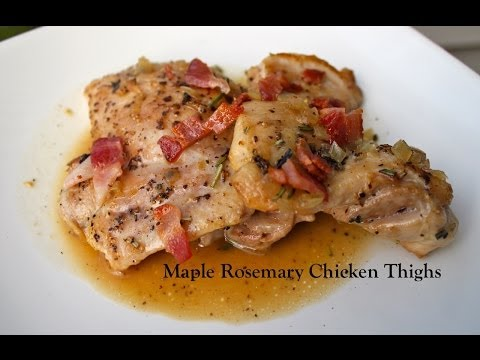 Easy Chicken Thighs Recipe