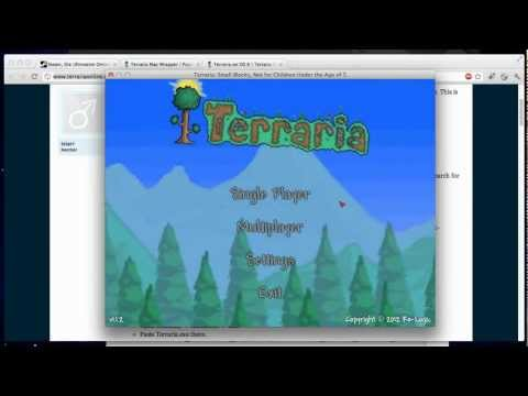 HowTo: Terraria 1.1.2 OS X Lion [HD]