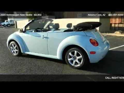 2005 Volkswagen New Beetle GLS Convertible - for sale in Tempe, AZ 85282