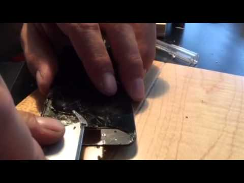 Change glass iPhone 5 & 5s