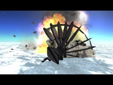 NORTH POLE VACATION! - Kerbal Space Program #002