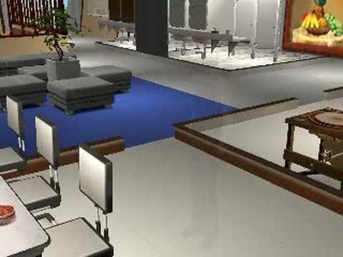 Sims2:メイドが透明