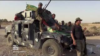 This Iran-backed militia helped save Iraq from ISIS. Now Washington wants them to disband