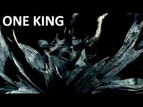 Dark Souls: Remastered - The Remastered One King A.K.A. Four Kings - SOLO, NO DAMAGE