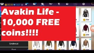 Avakin Life LvL 10 Free Account Giveaway-- Read Description