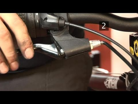 How To Replace A Bicycle Brake Cable