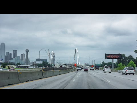 16-39 The Dallas-Fort Worth Metroplex: I-30 East to US-75 North