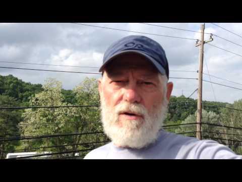 Appalachian Trail Hike - trail update 08 Damascus to Atkins, VA