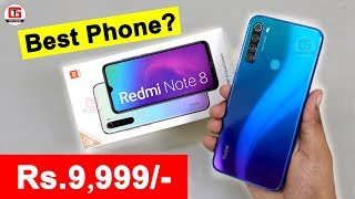Redmi Note 8 Indian Unit (Amazon) Unboxing & HandsOn Review🔥🔥How to Buy Redmi Note 8 flash sale