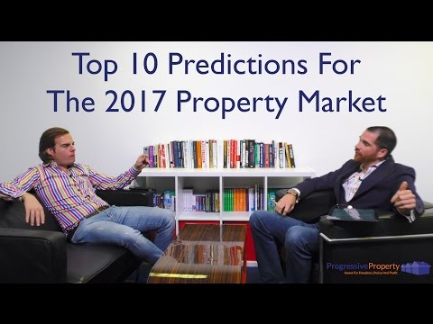 10 Predictions for the UK Property Market in 2017