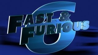 Fast and Furious Logo in After Effects CS6