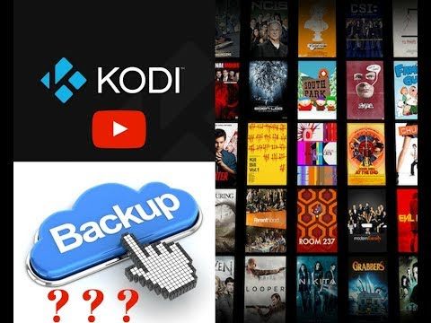Easiest Way To Backup Your Kodi Build 17 & How To Restore It Back (September 2017)