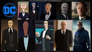 Alfred Pennyworth: Evolution (TV Shows and Movies) - 2019