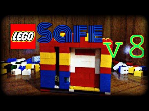 LEGO Safe V7 *ID CARD*