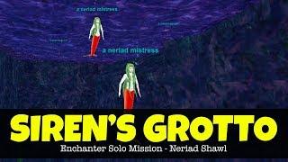 Enchanter Solo Mission - Unrest Hag Tower - Everquest P99