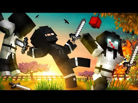 Life of a Ninja (Minecraft MOVIE)