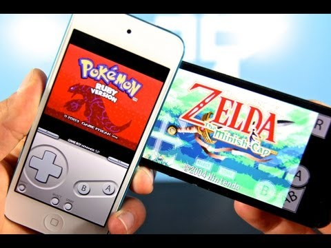 How To Install NEW GBA Emulator & Games FREE On iOS 6 / 7 Without Jailbreak!