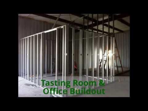 Big Thicket Distillery Buildout