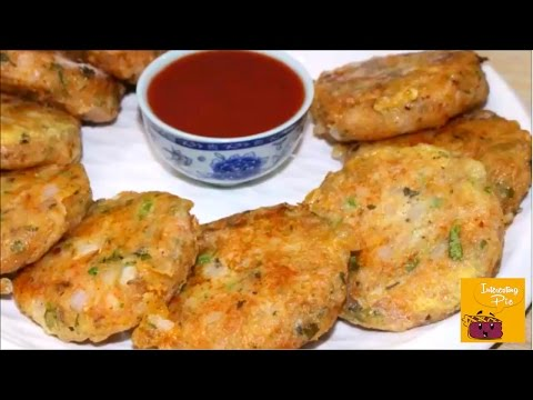 Homemade 5 Minutes Recipe - Potato Cutlets