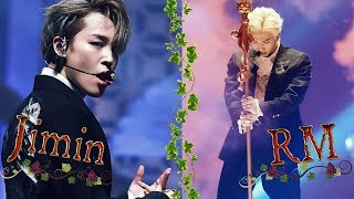 JIMIN And RM MMA 2019 Dionysus Fancam MIX