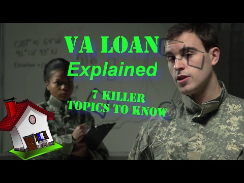 VA Loan Explained