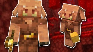 Piglins Are The New Minecraft Nether Mob