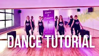 Dance Tutorial M-22 'First Time' (feat. Medina) Dance Fitness Routine || Dance 2 Enhance Fitness