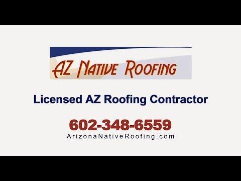 Expert Phoenix Roofing Contractors at Arizona Native Roofing
