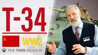 Tank Chats #68 T-34 | The Tank Museum