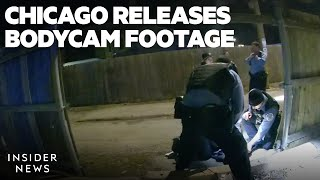 Graphic New Footage Shows Chicago Police Fatally Shooting 13-Year Old Adam Toledo