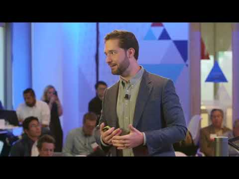 Alexis Ohanian discusses Reddit partnership with Bing