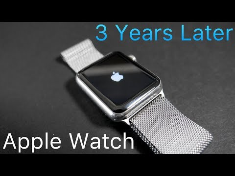 Apple Watch (Original) - 3 Years Later