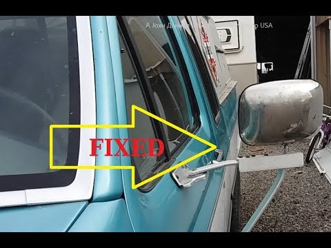 Tow Mirror Fix, the easy way to improve towing vision