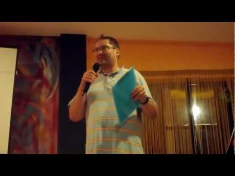 Motivating speech from Mark Sears