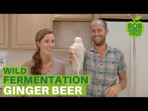 Wild Fermentation E3 | How to Make Ginger Beer